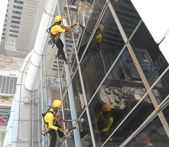Facade Cleaning Singapore