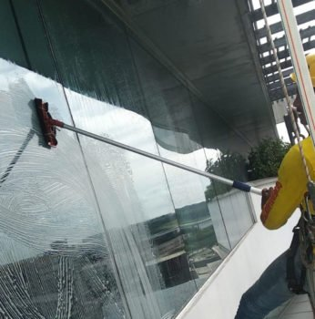 Facade Cleaning Waterproofing Service
