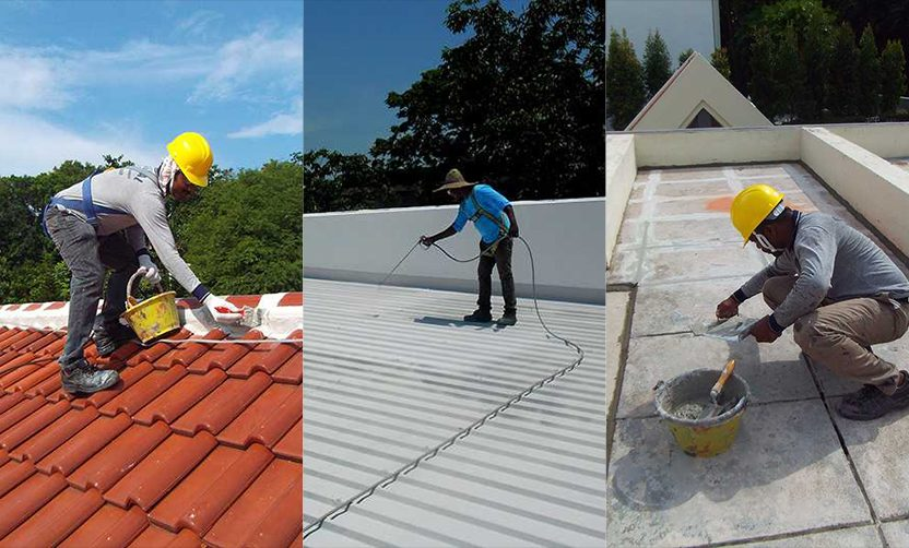 Waterproofing Services Singapore